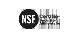 Certifié Sécurité Alimentaire