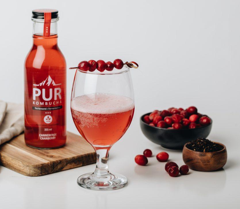 Pur Kombucha : La boisson Québécoise qui détrône les boissons gazeuses's Thumbnail